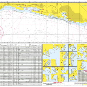 N240 - Retro - Carta Nautica e Pesca - seaway-cartografica.it